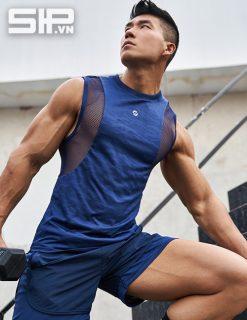 áo gym nam thời trang